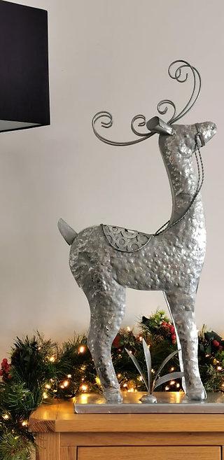 Magical Metal Reindeer