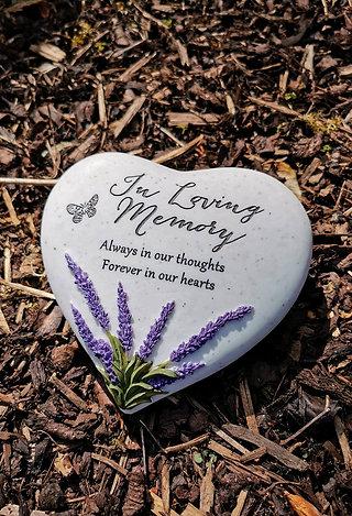 Loving Memory Heart