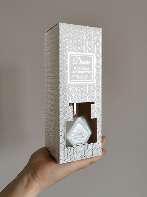 White Birch & Sandalwood Diffuser