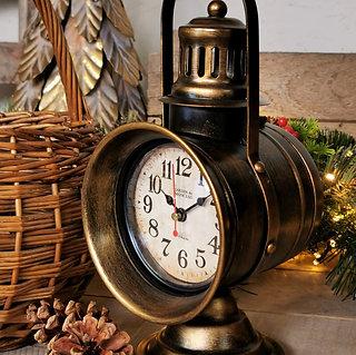 Vintage Lantern Clock