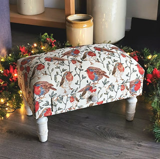 Robin Footstool with Drawer