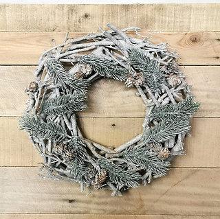 Winter Chill Wreath