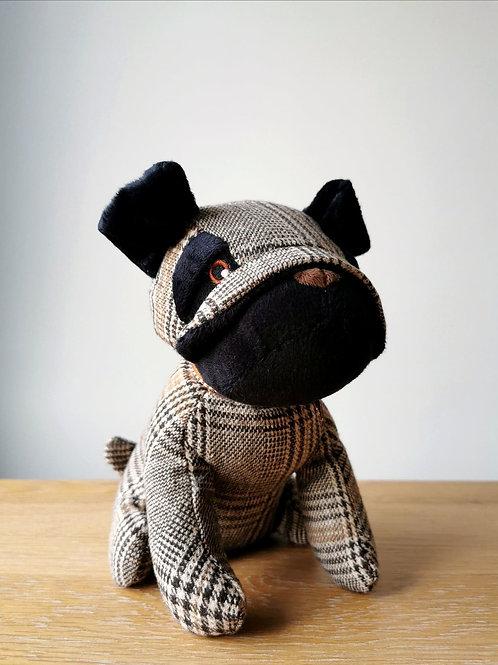 Pablo the Pug Doorstop