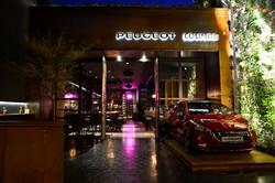 Resto-Bar Peugeot Lounge