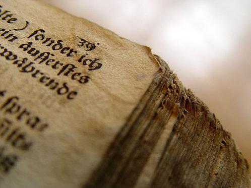 Serie-5 Basis De Bijbel en ZIJN Boodschap (1 Box)