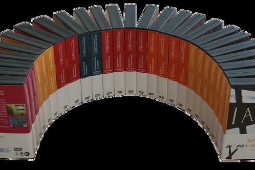 Serie-10-25A Boxen-A ZIJN Boodschap DVD Serie's (A)
