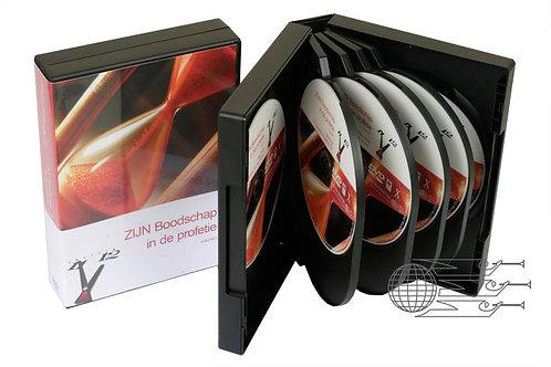 Serie-2 Basis ZIJN Boodschap in de Profetie (2 Boxen=20 DVD's)
