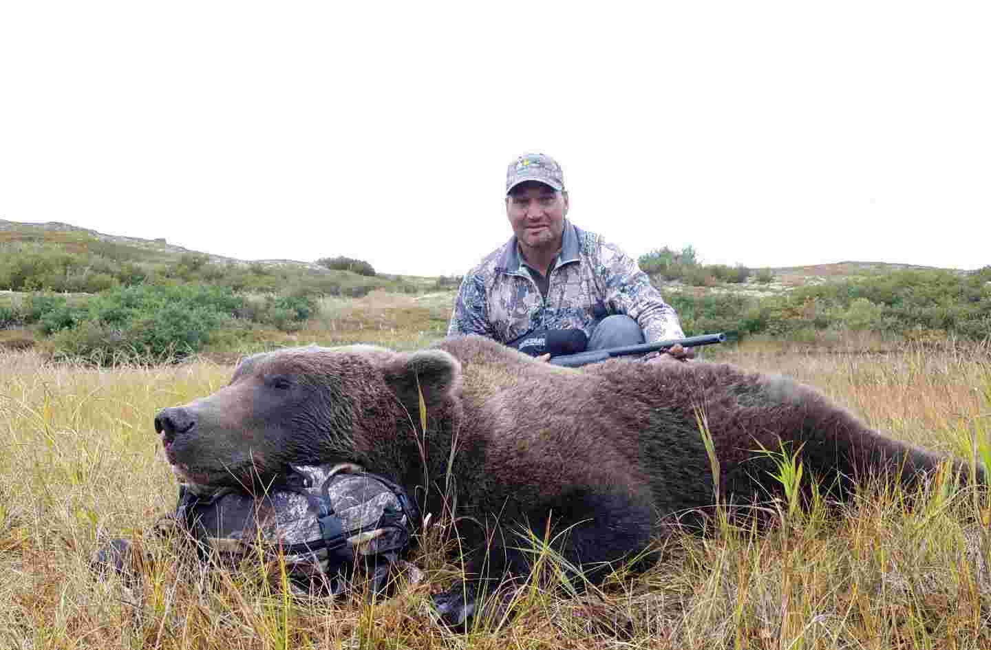 Anothe great Brown Bear taken this fall