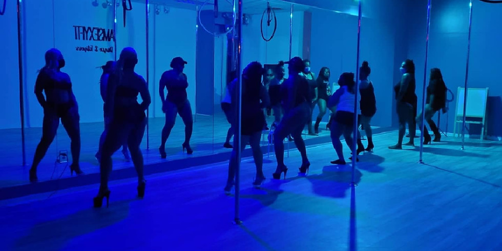 Erotic Fridays (Pole Play)