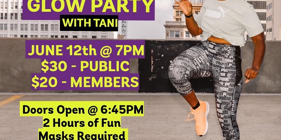 Zumba Glow Party with Tani