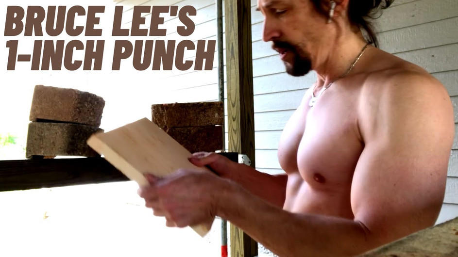 Bruce Lee's 1-Inch Punch
