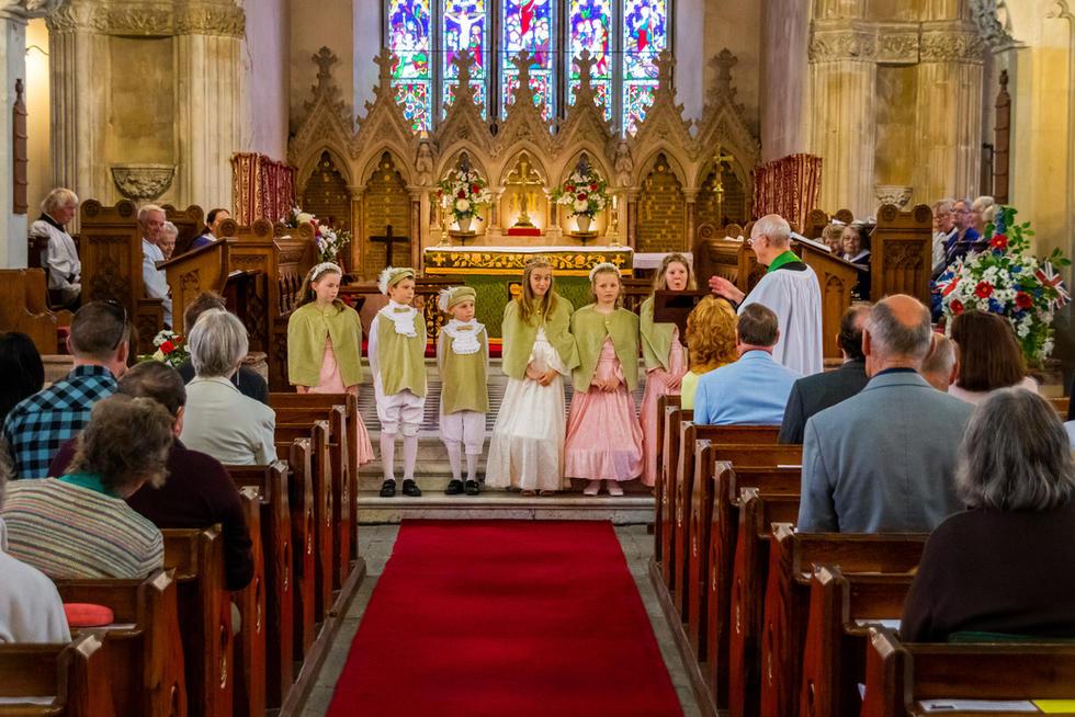 South Molton Parish Church, June 2020, E