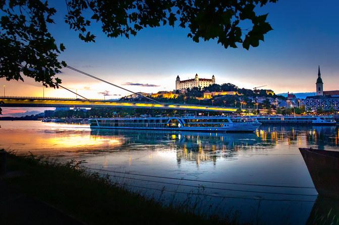 Slovakia, Bratislava and its castle.jpg