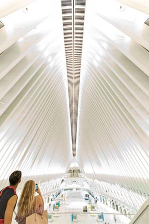 Oculus station, NYC at night.jpg