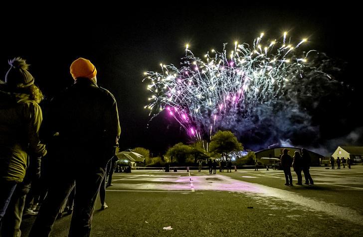 South Molton fireworks, November 2019.jp