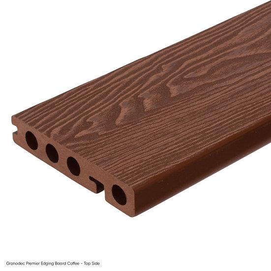 Gronodec Premier Coffee Edging/Nose Board