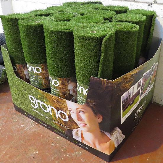 Gronograss 30mm 4m x 1m Rolls