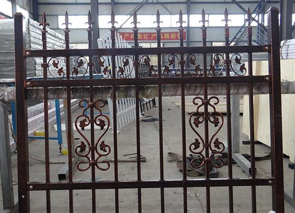 High-end Decorative Steel Garden Fence