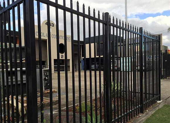 Cheap used wrought cast iron fence panels for sale