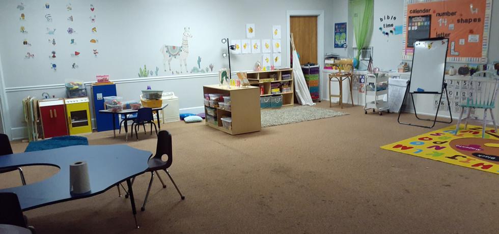 Pre-K 4's / Kindergarten