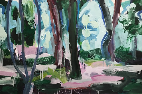 Painting the Landscape with Esther Donaldson, Sunday 15th March, 2pm - 4pm