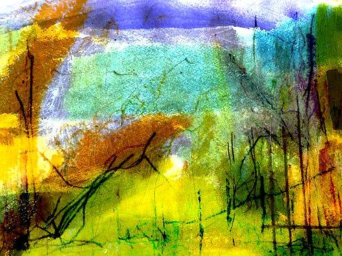 Justine Miller, Landscape III