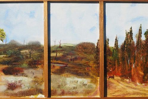 Conor Mckenna, Woodland Triptych