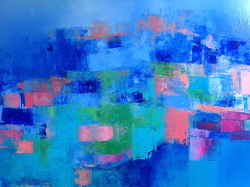 Abstracting the Landscape with Siobhan O'Hehir, Saturday 14th March, 10am - 12pm