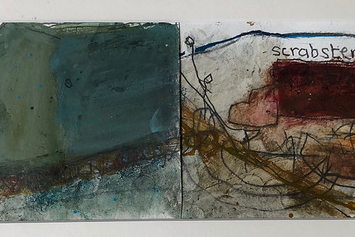 Jacqui Higgs, Scrabster Harbour