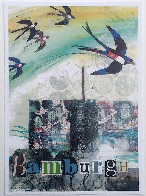 Mo Healy, Bamburgh Swallows, St Aidens