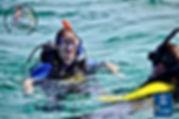 PADI Certified Dive Master