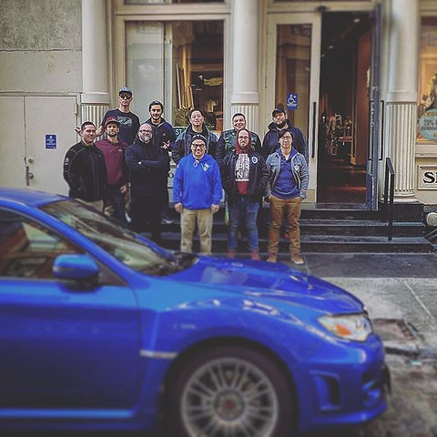 The true OG #Subieskifam made it out to