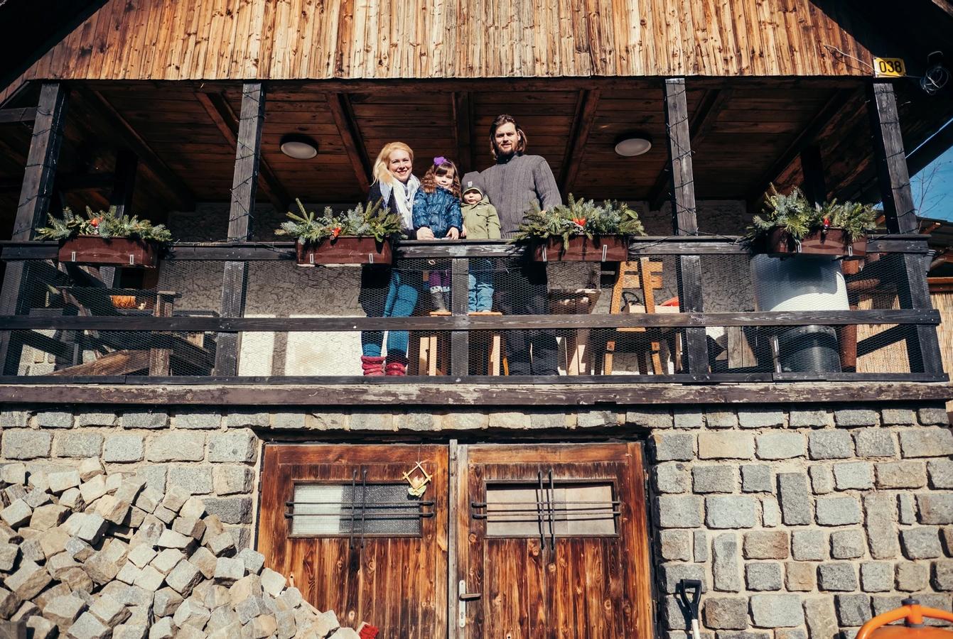 Jak žijeme – rodinný dokument
