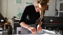 Lovely bubbly – the art of controlling air bubbles in glass: Feature on Contemporary Glass Website