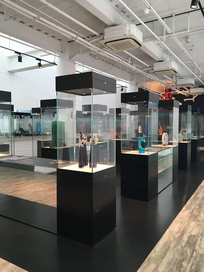 'Legion' at Shanghai Museum of Glass