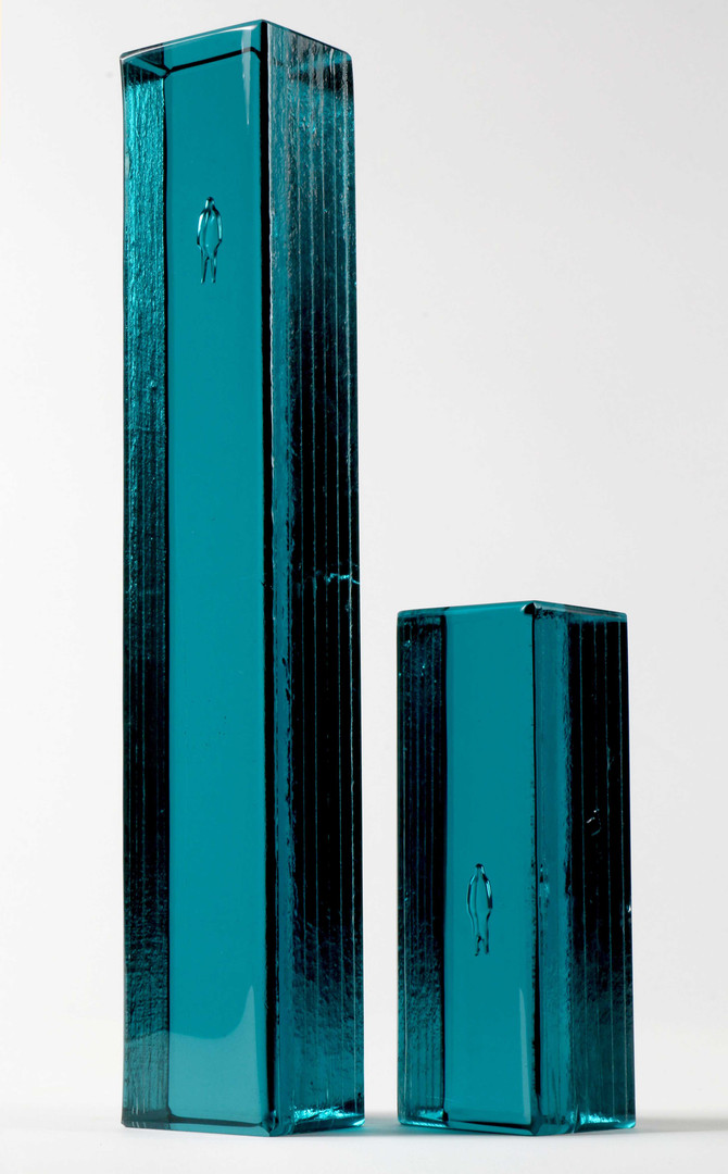 Featured in New Glass Review 36
