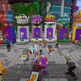 Minecraft / Playstation