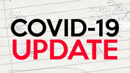 IMPORTANT UPDATE REGARDING COVID-19