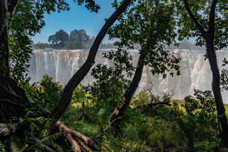 Victoria Falls - March 2021