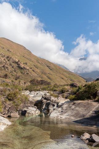 Drakensberg-Maloti National Park - May 2021