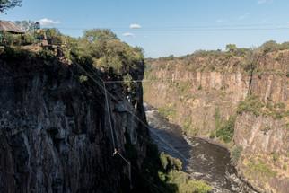Victoria Falls - April 2021