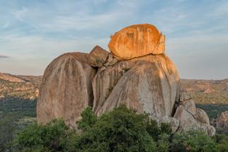 Matobo Hills - March 2021