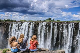 Victoria Falls - December 2016