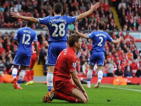 Liverpool's Christmas Curse
