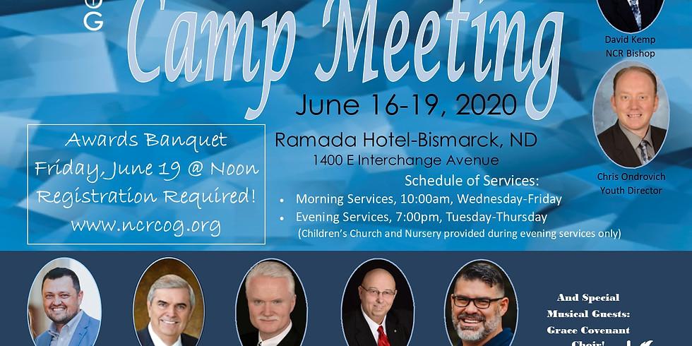 2020 Camp Meeting Bismarck, ND- Ramada