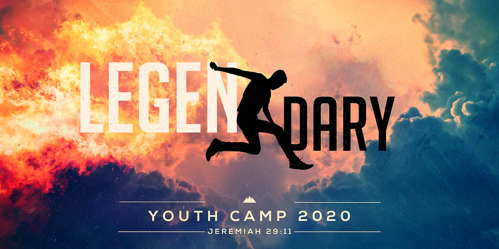 Youth Camp-Crystals Springs Aug. 3rd-7th
