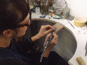 In conversation with Sara -                                       Nouare's new jewellery maker