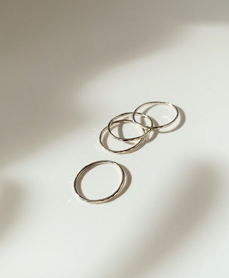 Tiny Wire Rings