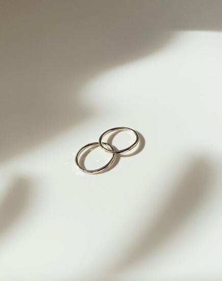 Koh Rings (set of 2)