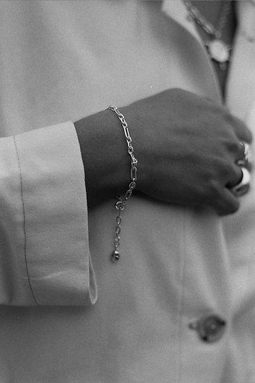 Large Figaro Bracelet